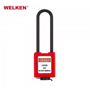 Debu-bukti & Isolasi Safety Padlock BD-8595N