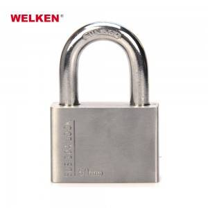 Stainless Steel Padlock BD-85A41~85A46