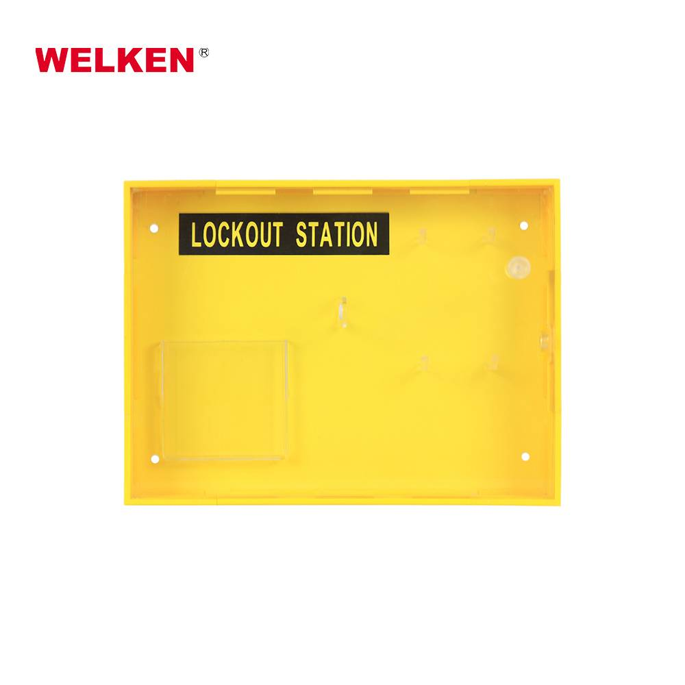 4 Padlock Station with Cover BD-8714 Featured Image