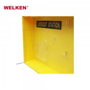 4 Padlock Station with Cover BD-8714