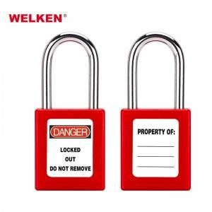 Safety Padlock BD-8521