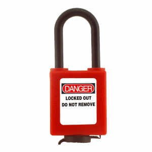 Dust-proof & Insulation Safety Padlock BD-8591N