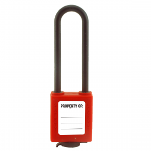 Dust-proof & Insulation Safety Padlock BD-8595N