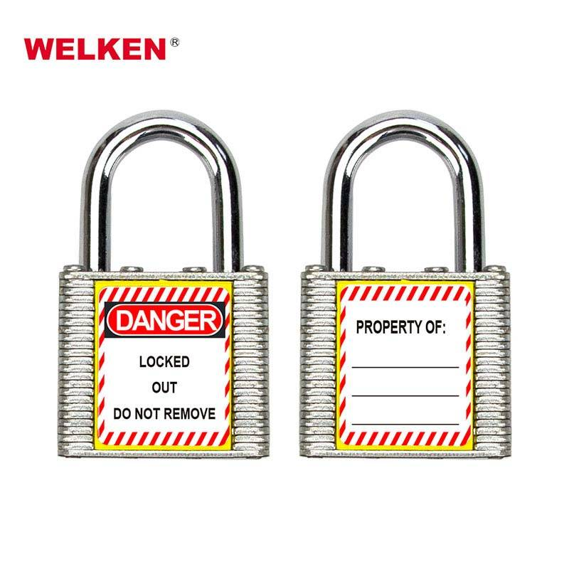 Laminated Steel Safety Padlock BD-8561 8565 Featured Image