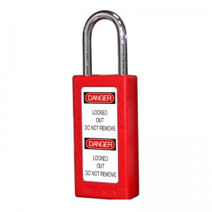 Long Lock Body Safety Padlock BD-8571