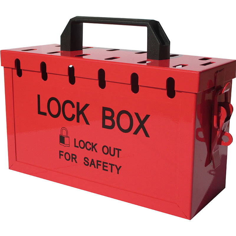 Supply ODM Hardened Safety Lockout Combination Bag /box Featured Image