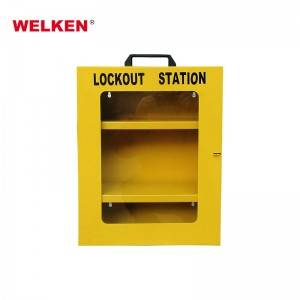 Metal Lockout Station BD-8737