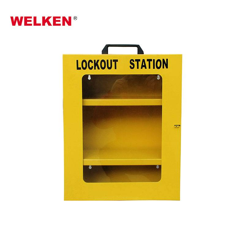 Metal Lockout Station BD-8737 Featured Image