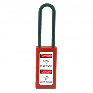 Top Quality Safety Oem Lockout Labeled Hasp With Hook