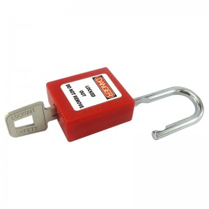 Steel Shackle Safety Padlock BD-8511