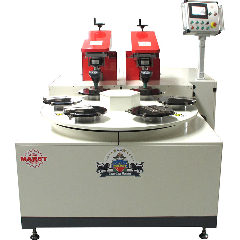 MT-3D17C Six Stations Automatic Roughening Machine Featured Image