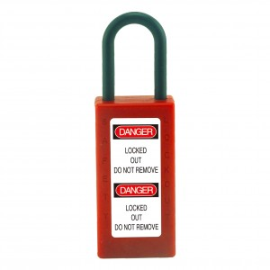 Insulation Safety Padlock BD-8571N