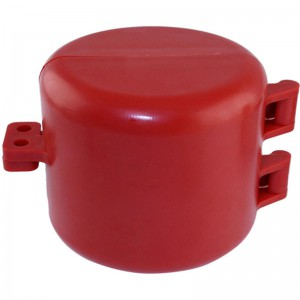 Pressurized Gas Cylinder Valve Lockout BD-8251