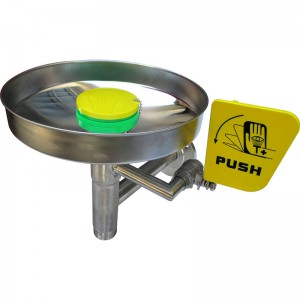 Wall Mounted Eye Wash BD-508C