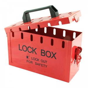 Supply ODM Hardened Safety Lockout Combination Bag /box