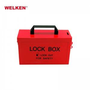 Portable Lockout Box BD-8811