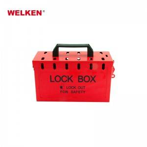 Portable Lockout Box BD-8812