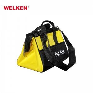 Quality Inspection for China Portable Nylon Safety Lockout Padlock Bag