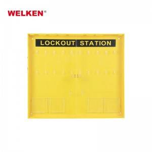 20 Padlock Station with Cover BD-8734