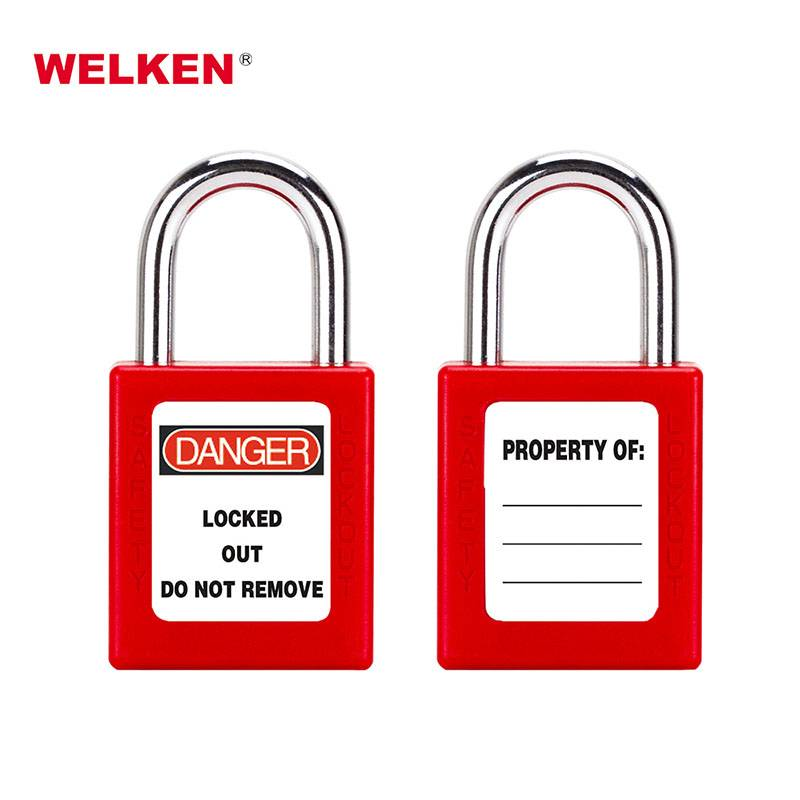Safety Padlock BD-8511 Featured Image