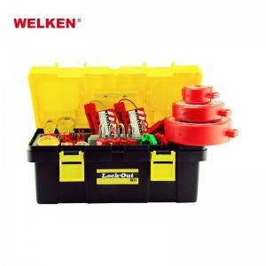 Combination Lockout Box BD-8774A
