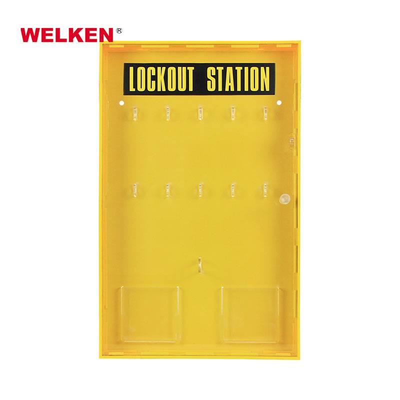10 Padlock Station with Cover BD-8724 Featured Image