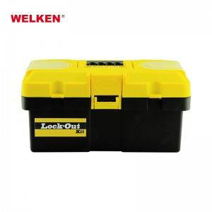 Combination Lockout Box BD-8773A