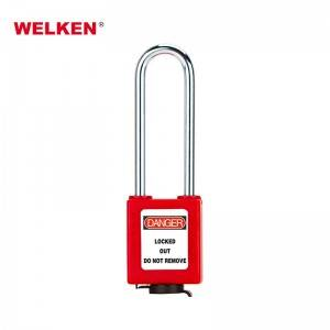 ABS Dust-proof Safety Padlock BD-8595
