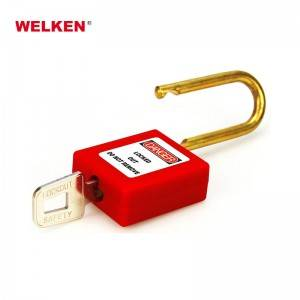 Brass Shackle Sécherheet Padlock BD-8551