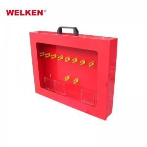 Metal Lockout Station BD-8739