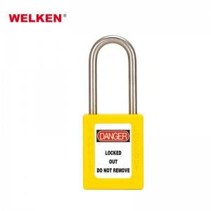 Good quality China Dust Proof 38mm ABS Safety Equipment Industrial Padlocks