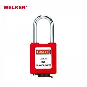 Factory For China ABS Dust-Proof Factory High Safety Padlock