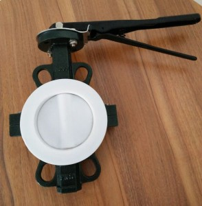 Water & Lug Concentric Butterfly Valve