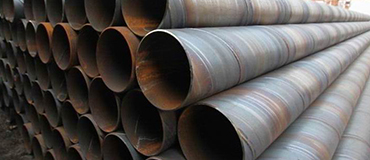 pipe steel ssaw