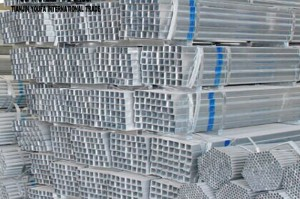 Pre Galvanized Square Steel Pipe
