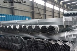 Factory selling 50×50 Hollow Section - Quots for 20mm Gi Thin Wall Galvanized Steel Pipe – Youfa