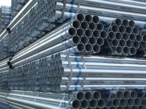 DIN 2440 Steel Pipe farita en Ĉinio de Tjanĝino Youfa Steel Pipe Group
