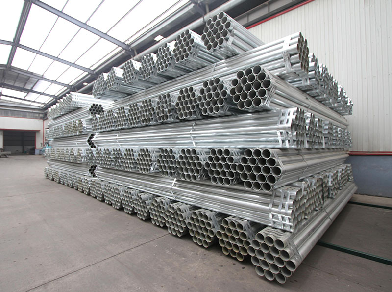 Gi Pipe For Greenhouse Steel Pipe Featured Image