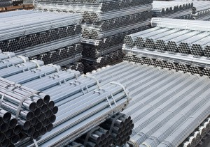 Construction Material Galvanized carbon steel pipe