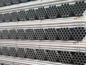 Mild Steel Round Hollow Section Sch40 Gi Pipe