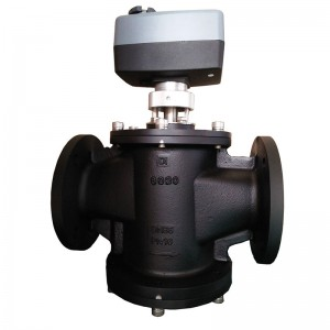 DN15 – DN250 Different Pressure Balancing Valve