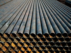 Grade B SAW Welded Steel Pipe With API 5L Certificate