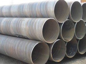 API 5L Grade B Spiral Welded Steel Pipe