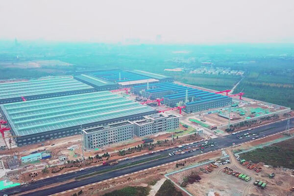 Shaanxi YOUFA PRODUCTION BASE