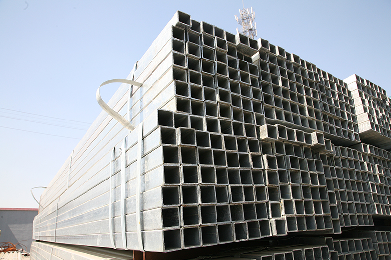 Hot Dip Galvanized Square and Rectangular Steel Pipe Featured Image