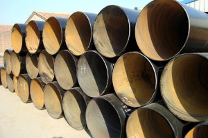 3PE Spiral Welded Steel Pipe