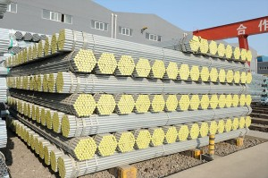 Hot Dip Galvanized Erw Pipe Price