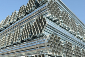 ASTM A53 Schdule 40 Galvanized steel pipe