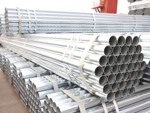 China Youfa Q235 MS Carbon Steel CHS Hollow Section ERW Gi Pipe And Tube to Malaysia