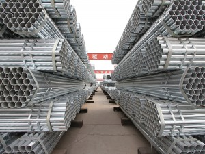 Manufacturer of Aluminium Pipe For Stove - Low price for Bs1387 Hot Dip 5 Inch Galvanized Steel Pipe – Youfa
